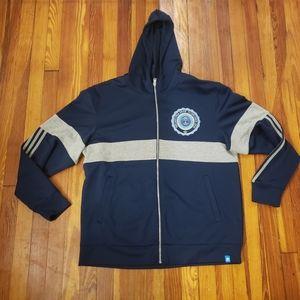 Philadelphia Union Vintage Adidas Mens 2010 Hoodie